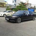 Xe siêu sang Maybach ở Nam Định làm xe rước dâu