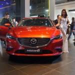 Xe Mazda 6 2017 giá bán từ 975 triệu đồng ở Việt Nam