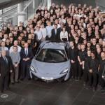 Hãng siêu xe Mclaren đạt doanh số cao năm 2016