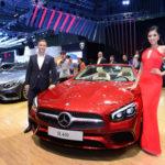 Mercedes chính thức là thương hiệu xe sang lớn nhất thế giới 2016