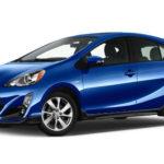 Lộ diện chi tiết xe Toyota Prius C 2017