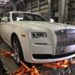 Thêm Rolls royce Ghost EWB series II giá 40 tỷ đồng về Việt Nam
