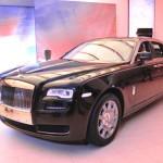 Năm 2016 hãng Rolls royce bán được 4.011 xe siêu sang