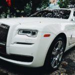 Rolls royce Ghost Series II giá 27 tỷ đồng về Nghệ An