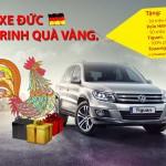 Khuyến mãi tết 2017 trị giá 345 triệu của Volkswagen Việt Nam