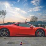 Siêu xe Ford Mustang, Lamborghini, Ferrari ở Lào Cai