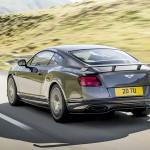 Ngắm siêu xe khủng Bentley Continental Supersports mới
