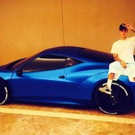 Justin Bieber rao bán siêu xe hiếm Ferrari 458 Italia Liberty Walk