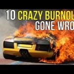 10 pha đốt lốp sai cách gây tai nạn