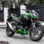 Cơ hội trúng siêu xe khi mua xe Kawasaki