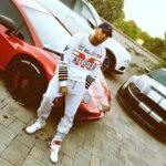 Sao nam Chris Brown độ ảnh hoạt hình lên siêu xe Lamborghini