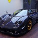 Siêu xe Pagani Zonda Tricolore rao bán giá 5 triệu đô