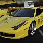 Choáng những siêu xe taxi đắt tiền nhất thế giới