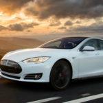Xe sang cao cấp Tesla Model S 100D 2017 ra mắt