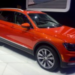 Chính thức ra mắt xe Volkswagen Tiguan bản kéo dài