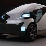 Xe ô tô tự động và mô tô tự cân bằng thực dụng của Honda