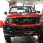 Xe bán tải Isuzu D-max 2017 ra mắt giá khởi điểm 660 triệu đồng
