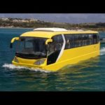 Top 7 xe địa hình lưỡng cư chạy cả trên cạn và dưới nước