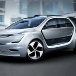 Xe gia đình độc đáo Chrysler Portal Concept