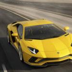Quảng cáo ấn tượng của siêu xe Lamborghini Aventador S