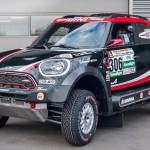 Xe đua việt dã Mini JCW Rally sắp bán chính thức