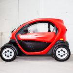 Renault Twizy 2017 xe nhỏ gọn dành cho đô thị lớn