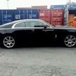 Xe siêu sang Rolls-Royce Wraith 2017 về Việt Nam
