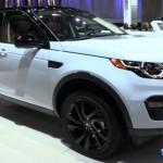Xe sang Land Rover Discovery Sport 2017 thay đổi thể thao hơn