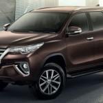 Hé lộ trang bị 3 phiên bản Toyota Fortuner 2017 sắp ra mắt Việt Nam