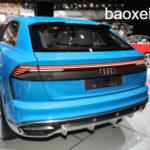 Siêu xe SUV Audi Q8 RS concept mạnh 605 mã lực