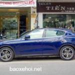 Chi tiết nội thất tuyệt đẹp xe Maserati Levante của đại gia Hà Nội