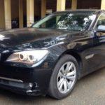 Xe sang đỉnh cao BMW 760 li đời 2012 giá bán chỉ còn 3,1 tỷ đồng