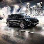 Xe sang Porsche Cayenne S Platinum mới trình làng