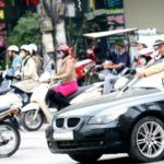 Hàng nghìn ô tô bị 'treo' đăng kiểm vì chưa nộp phạt giao thông
