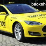 Dubai phát triển mạnh xe taxi tự lái
