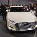 Xe sang Audi A6 2019 thế hệ mới lộ ảnh