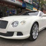 Chi tiết siêu xe Bentley Continental GT speed mới về Việt Nam
