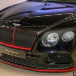 Xe siêu sang Bentley Continental GT Black Speed độc nhất