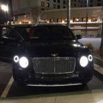 Xe siêu sang Bentley Bentayga mới xuất hiện trên phố Hà Nội