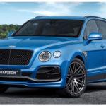 Cặp xe siêu sang Bentley Bentayga độ khủng bởi Startech