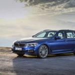 Xe sang BMW 5 Series Touring 2017 cho người thích du lịch