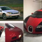Ngắm siêu xe Bugatti Veyron giả làm từ Ford Cougar 2002