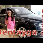 Bé gái 8 tuổi được ngồi siêu xe cảnh sát ở Dubai