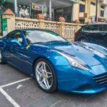 """""""Ngựa chiến"""" Ferrari California T xuất hiện trên phố"""
