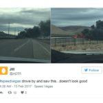 Hai người chết vì siêu xe Lamborghini cháy ở đường đua SpeedVegas