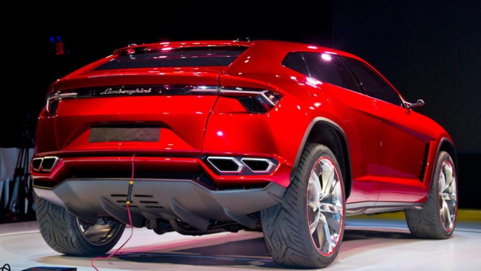 Sieu Xe Lamborghini Urus 2017 Thực Dụng Va được đại Gia Chờ đon