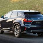 Bảng giá xe Lexus chính hãng tháng 2/2017