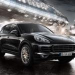 Xe sang Porsche Cayenne Platinum bán ở Việt Nam