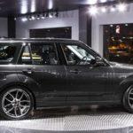 Range Rover Vogue độ hầm hố bởi hãng Kahn Design