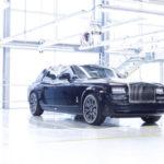 Ngắm chi tiết xe Rolls-Royce Phantom cuối cùng